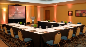 Meetings Made Perfect at the Hilton Woodland Hills Los Angeles Hotel